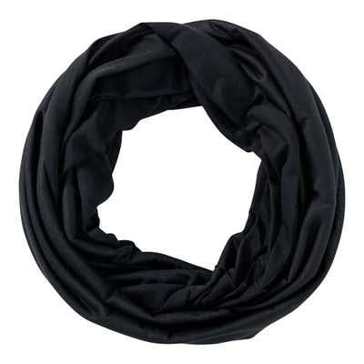 Damen-Loop-Schal mit modischem Muster, 2er Pack
