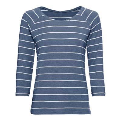 Damen-Shirt mit Streifendesign