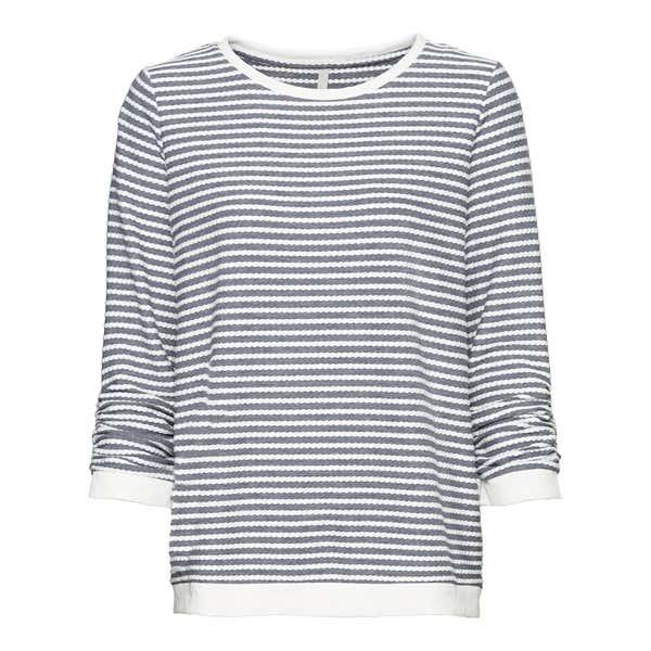 Damen-Sweatshirt mit Bündchen