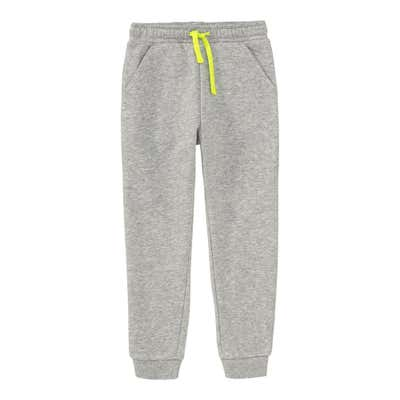 Jungen-Jogginghose in Melange-Optik