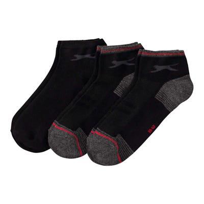 Slazenger Herren-Sport-Socken, 3er-Pack