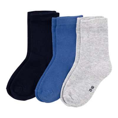 Kinder-Socken, 3er Pack
