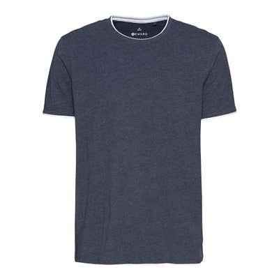 Herren-T-Shirt im 2-Lagen-Look