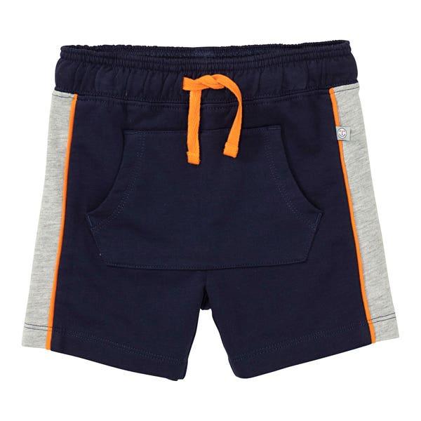 Baby-Jungen-Shorts mit Kängurutasche
