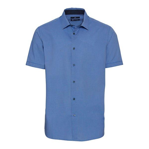 Herren-Hemd mit dezentem Muster