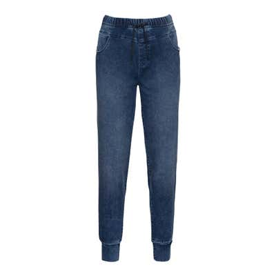 Damen-Joggpant im Jeans-Look