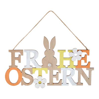 """Deko-Hänger """"Frohe Ostern"""""""