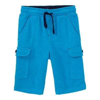 Jungen-Bermudas mit seitlichen Taschen