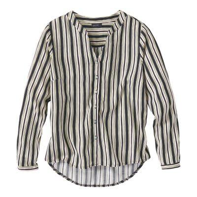 Damen-Bluse mit modischen Muster