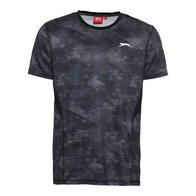 Slazenger Herren-Fitness-T-Shirt