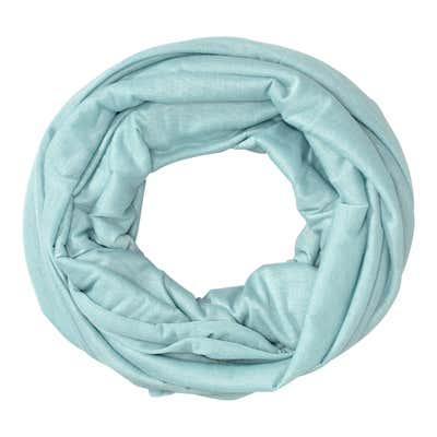 Damen-Loop-Schal in verschiedenen Modefarben
