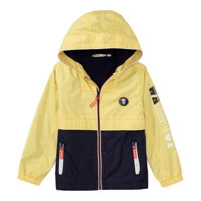 Jungen-Jacke mit Kapuze