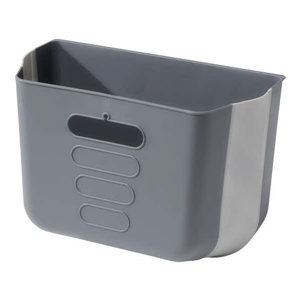 Abfallbehälter zum Ausziehen, ca. 27x6/15x20cm