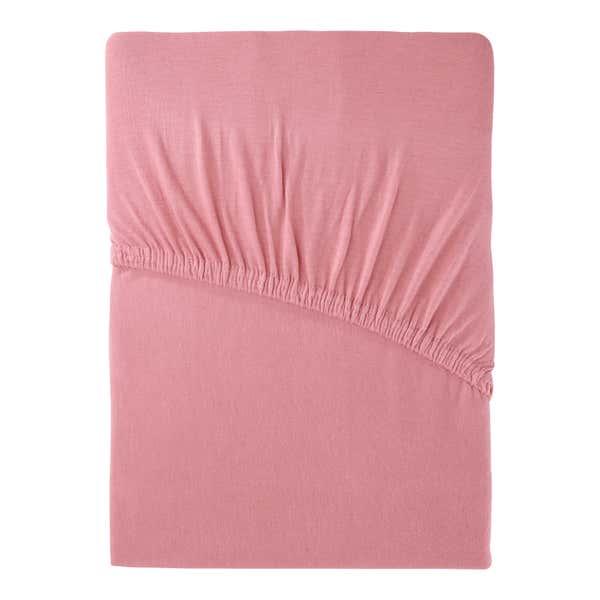 Jersey-Spannbetttuch in hoher Qualität, ca. 180-200x200cm