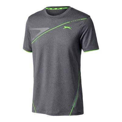 Herren-T-Shirt mit Reflektoren