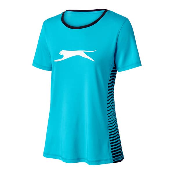 Damen-T-Shirt mit Logo