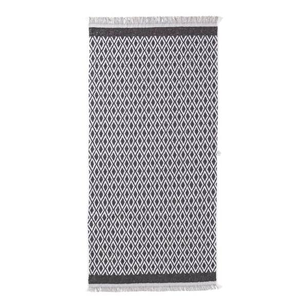 Duschtuch mit Zierfransen, 70x140cm