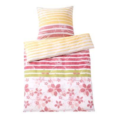 Bettwäsche aus reiner Baumwolle