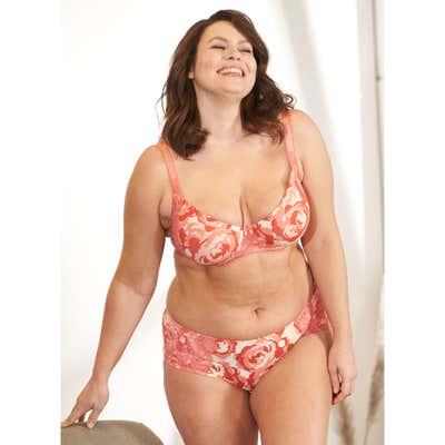 Damen-Panty, NKD-ISABELLA, große Größen