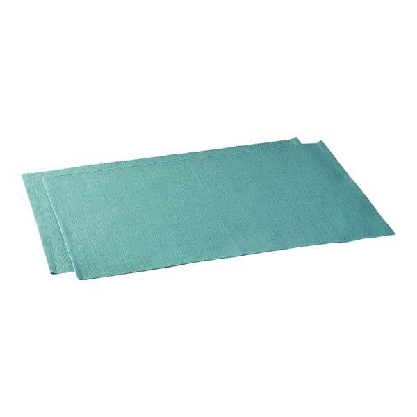 Platz-Set aus Baumwolle, 48x38cm