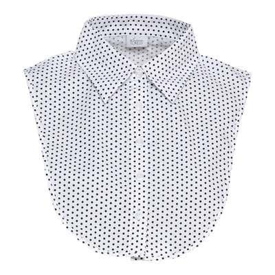 Damen-Blusenkragen in verschiedenen Designs