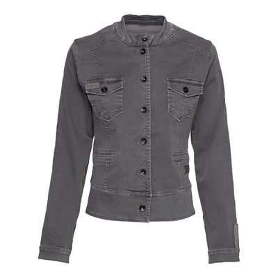 Damen-Jacke mit Wascheffekt
