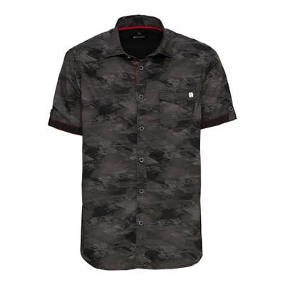 Herren-Hemd mit trendigem Muster