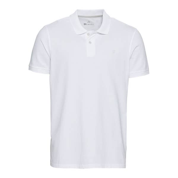 Herren-Poloshirt mit Logo-Stickerei