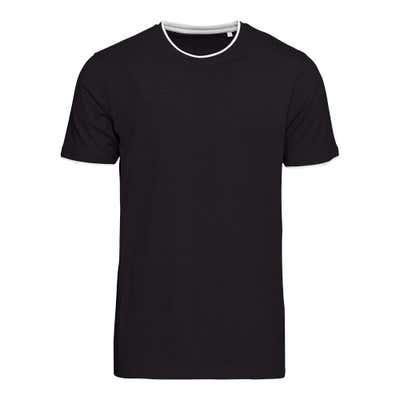 Herren-T-Shirt mit Rundhalsausschnitt