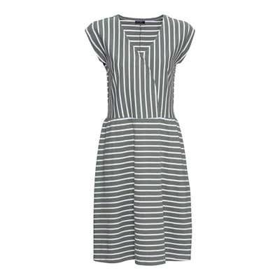 Damen-Kleid in Wickeloptik