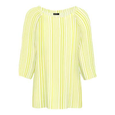 Damen-Bluse mit Streifen