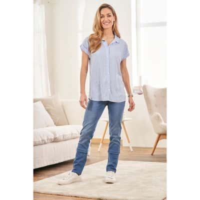 Damen-Bluse in verschiedenen Farben