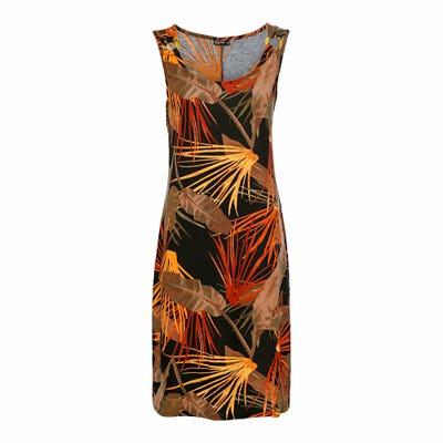 Damen-Kleid mit besonderen Trägern