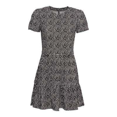 Damen-Kleid mit Muster