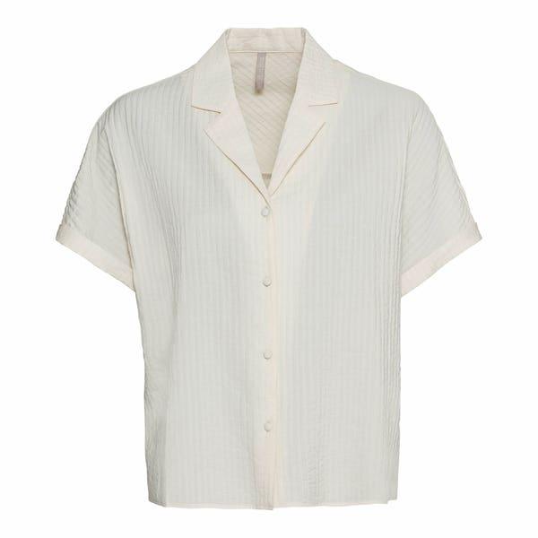 Damen-Bluse mit Struktur