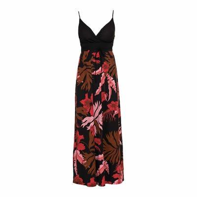Damen-Kleid mit verstellbaren Trägern