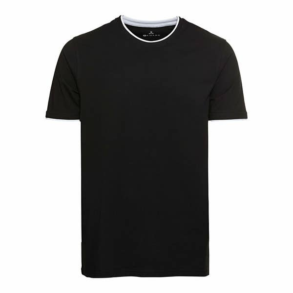 Herren-T-Shirt im 2-in-1-Look