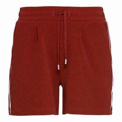 Damen-Shorts mit seitlichen Streifen