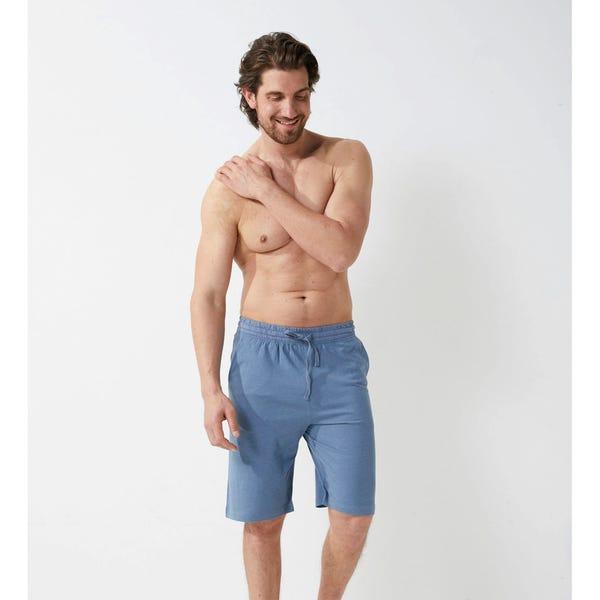 Herren-Shorts mit bequemen Schnitt