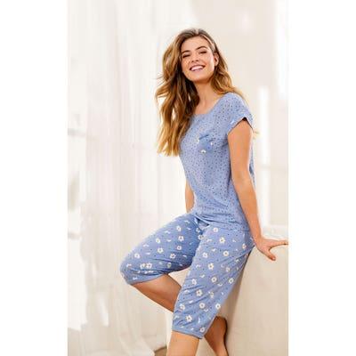 Damen-Hose mit schönem Muster