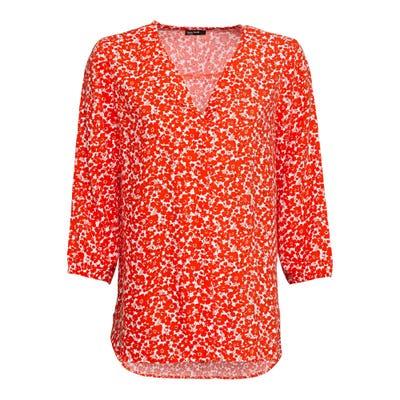 Damen-Bluse mit Muster