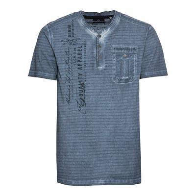 Herren-T-Shirt mit Front-Aufdruck