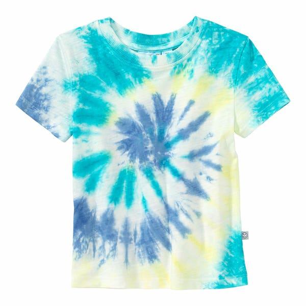 Baby-Jungen-T-Shirt mit Rundhalsausschnitt