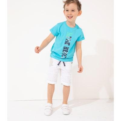 Kinder-Jungen-Bermudas mit elastischem Bund