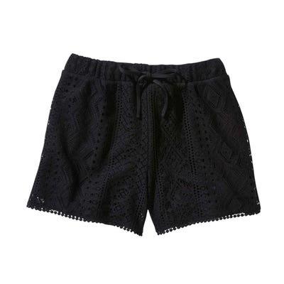 Damen-Shorts mit Spitze