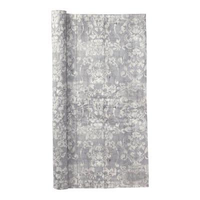 Wachstuchtischdecke, ca. 100x140cm