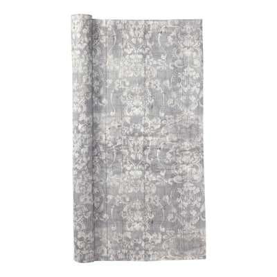 Wachstuchtischdecke, ca. 130x160cm
