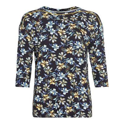 Damen-Shirt mit Trend-Muster