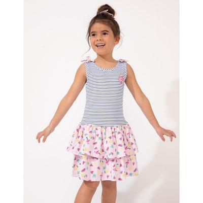 Kinder-Mädchen-Kleid in tollem Design