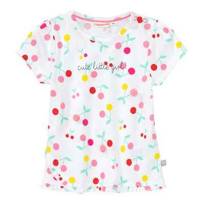 Baby-Mädchen-T-Shirt aus reiner Baumwolle